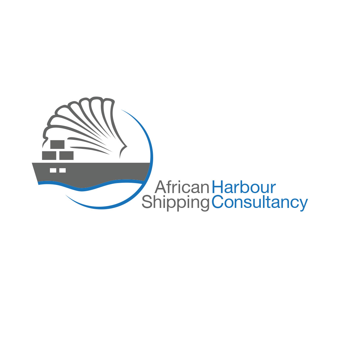 African Harbour Shipping Consultancy Logo