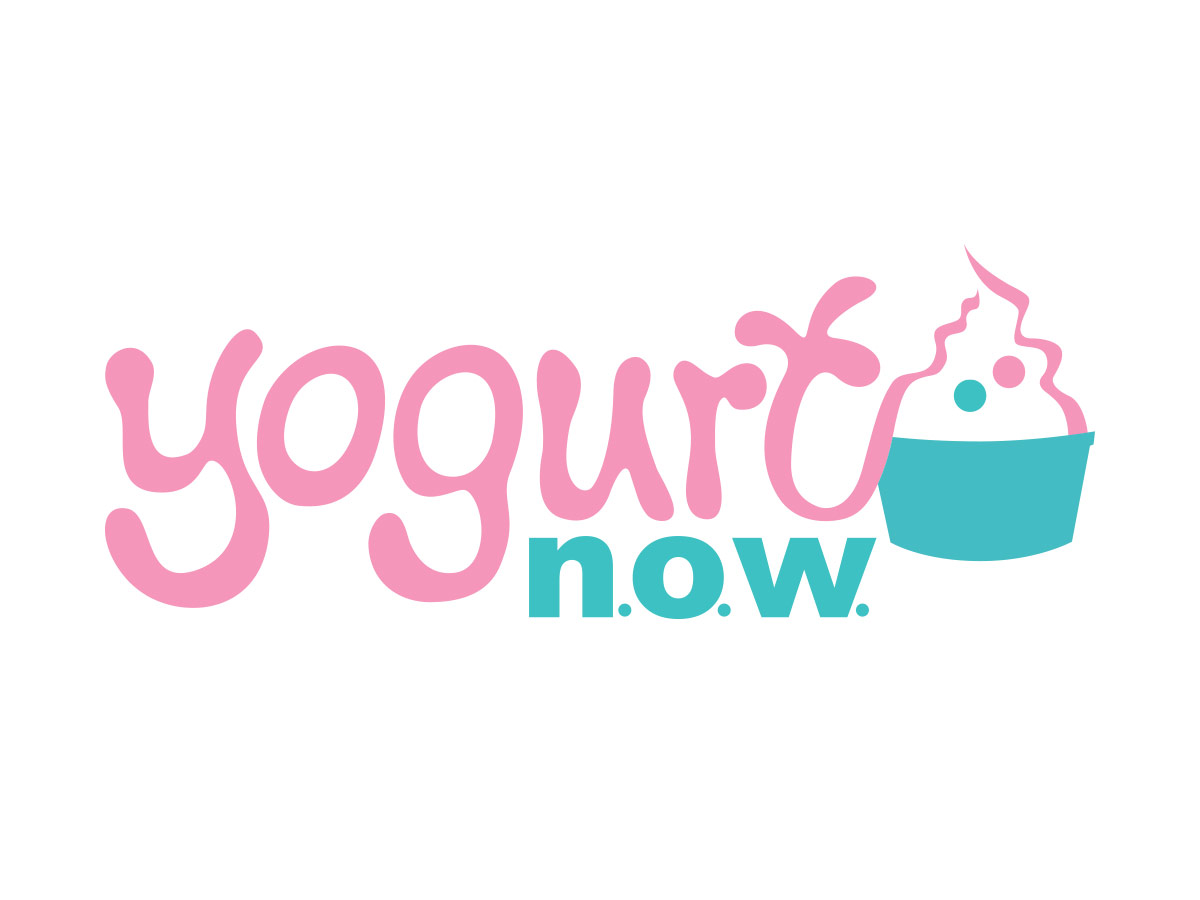 Logo Design - yogurt n.o.w.