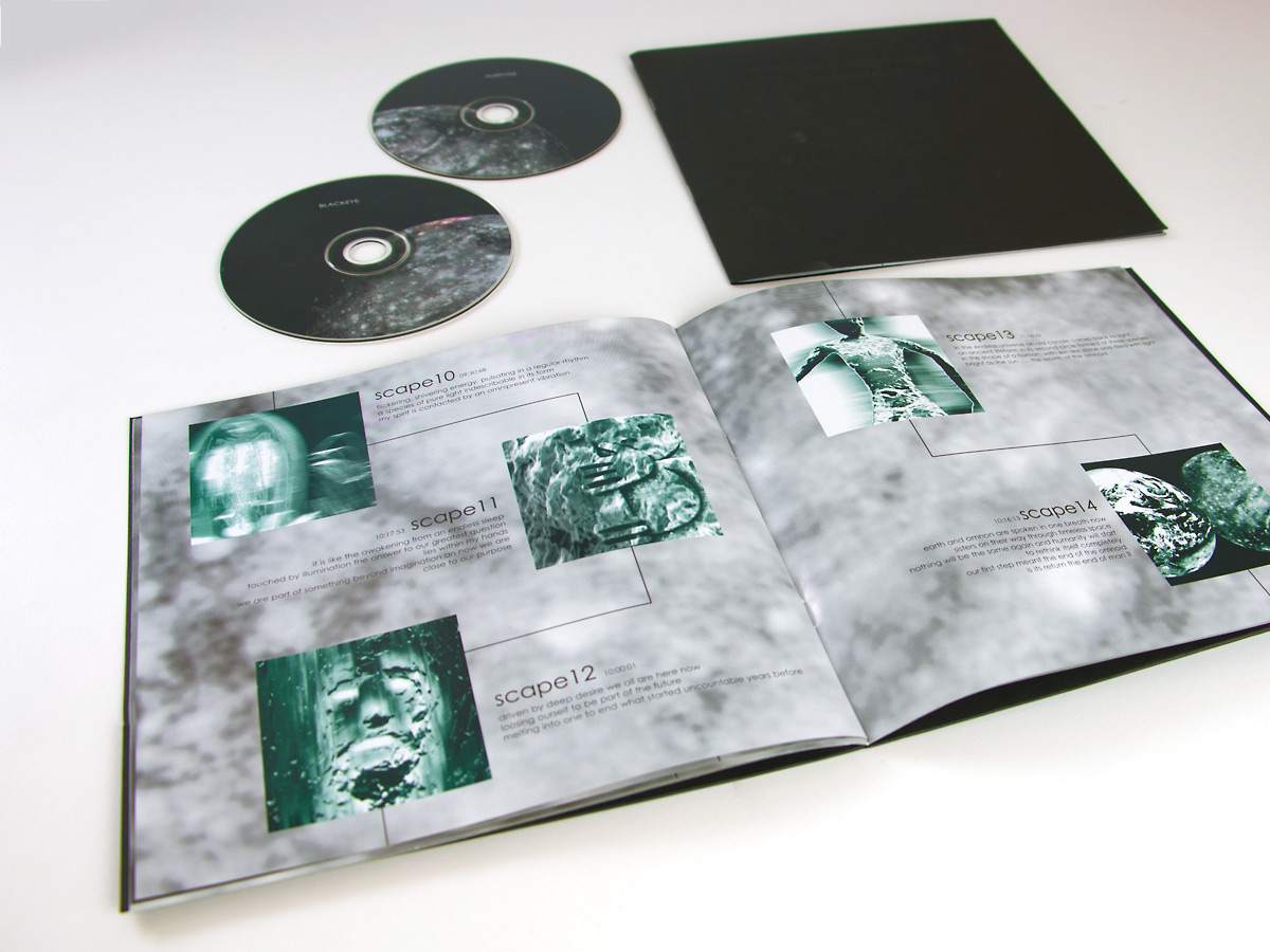 Doppel CD und Science Fiction Story - OMNON