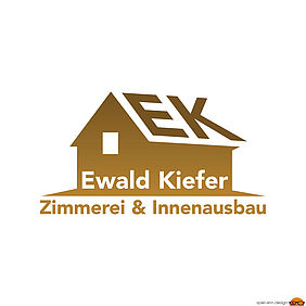Ewald Kiefer Logo Design